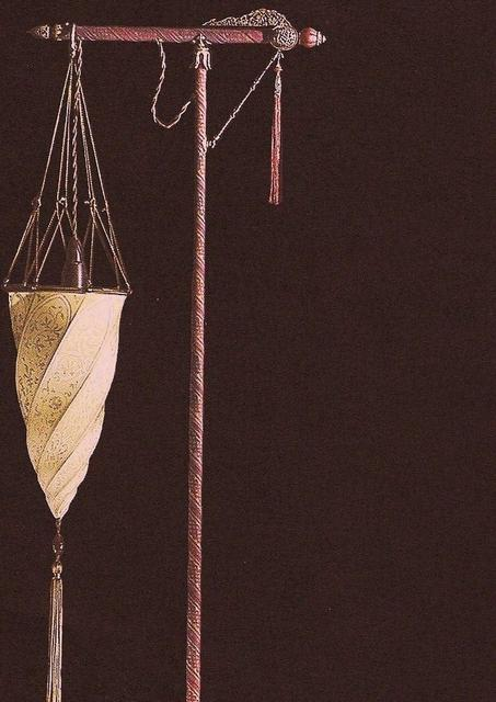 Fortuny_Lamp_Luminoso_Design_detail_Silk_Shade_Standing_Floor_Lamp_